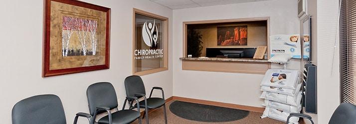 Chiropractic Grand Junction CO Front Desk